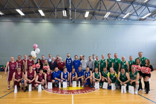 Baltic Assembly basketball tournament. 10 May 2019 Jelgava (Latvia). Estonian Parliament 2nd place  (